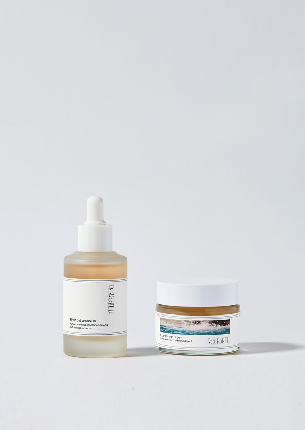 AMPOULE + CREAM SET